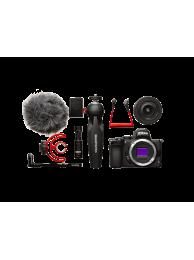 Aparat Foto Mirrorless Nikon Z50  21MP Video 4K cu Obiectiv NIKKOR Z DX 16-50mm f/3.5-6.3 VR Vlogger KIT